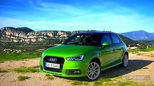 Essai Audi A1 : essai audi a1 restyl e youtube ~ Medecine-chirurgie-esthetiques.com Avis de Voitures