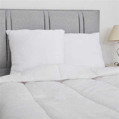 big square pillows large square waffle design pillow pair 100 cotton 1657