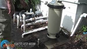 How To  Replace A Pool System De Filter With A Cartridge Filter