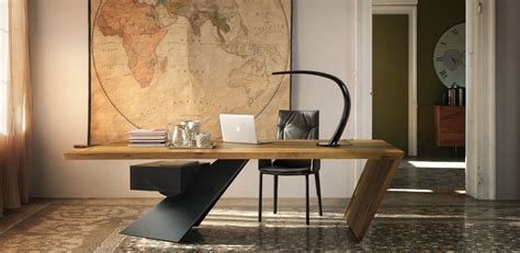 bureau convertible nasdaq desk office furniture by cattelan italia
