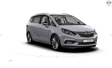 vauxhall zafira this is likely the facelifted 2017 opel vauxhall zafira