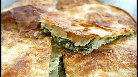 Pite me spinaq (recete e detajizuar) | Spinach Pie Recipe ...