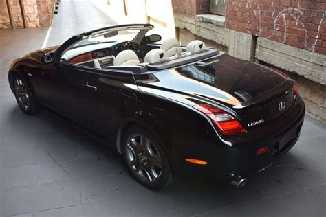 2008 Lexus Convertible by 2008 Lexus Sc430 Uzz40r Convertible 2dr Spts Auto 6sp 4 3i