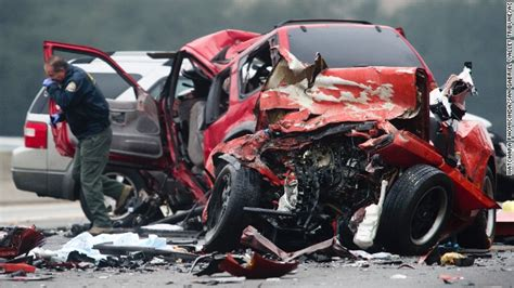 11 Killed In Wrong-way Wrecks In Florida, California