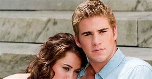 Miley Cyrus and Liam Hemsworth in 'The Last Song,' 2010 ...
