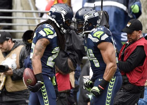 seattle seahawks film review  england patriots