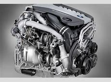 beautifully engineered • The BMW M550d Engine is