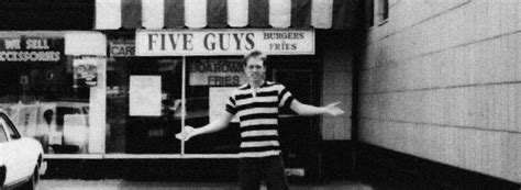 Five Guys Story