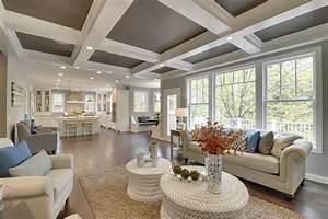 Stunning Living Rooms with Crown Molding - Elvira Sima