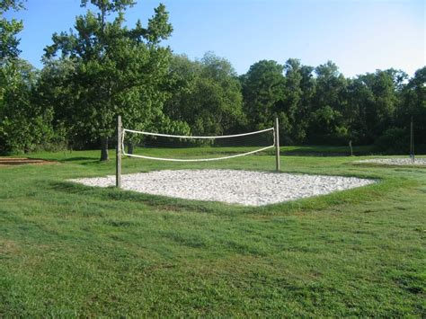 How To Make A Court In Your Backyard by Mini Sand Court Recreational Areas