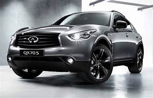 2016 Infiniti QX70 S Design pricing and specifications ...