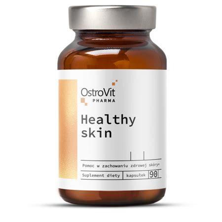 Ādas veselībai / Healthy Skin (90 kapsulas) - FitFactory