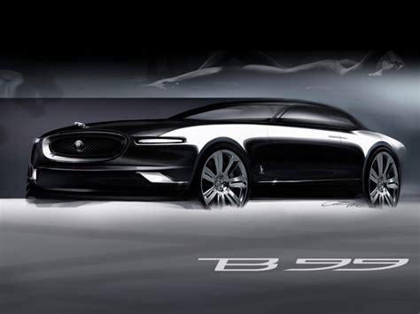 bertone jaguar  concept design sketches car body design