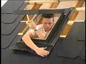 Lucarne De Toit Fixe : installation lucarne de toit fenstro par youtube ~ Premium-room.com Idées de Décoration