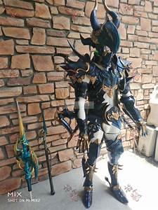 Height Weight Chart Custom Cheap Final Xiv Dragoon Lancer Full Cosplay
