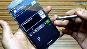 S-pen Features On Galaxy S4 With A Stylus  See How
