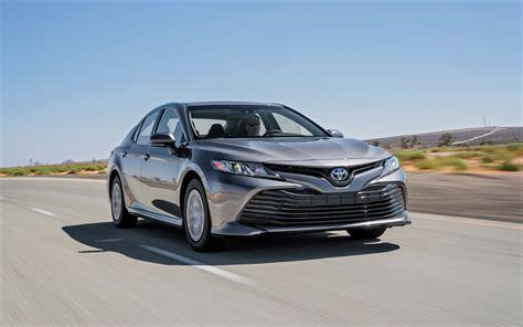 Télécharger Fonds D'écran 4k, Toyota Camry Hybride, Route