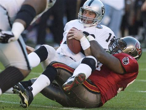 Bucs All The Way Super Bowl Xxxvii Pictures Cbs News