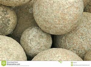 Round Rocks Stock Photo  Image Of Earthen  Granite  Rock