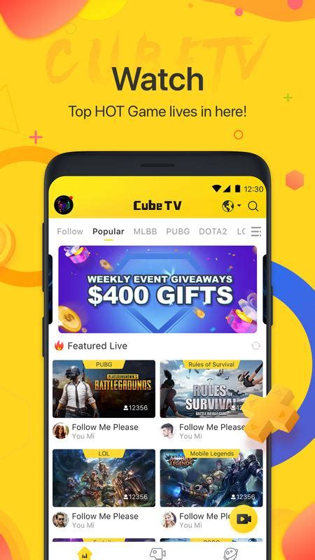 cube tv  android apk