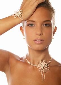 bijoux mariage camelia princesse d39un jour With bijoux pour mariee