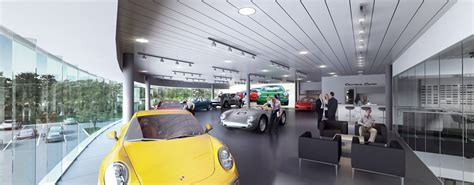 porsche dealership luxury porsche dealership coming to north houston