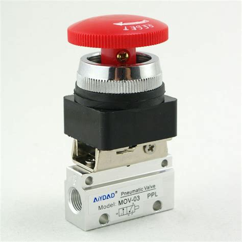 Pcs Way Position Thread Push Button Switch