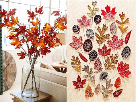 Para las siguientes decoraciones de caramelo, los accesorios necesarios son hojas de papel vegetal, se. 7 encantadoras ideas de decoración de otoño para tu hogar | Decoración de unas, Decoracion de ...