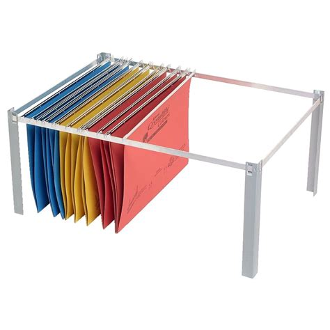 crystalfile suspension filing frame officeworks