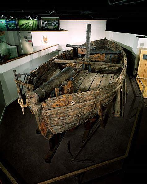 Old Boat In Philadelphia by Gunboat Philadelphia National Museum Of American History