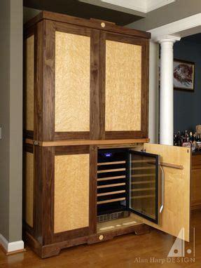 birdseye maple kitchen cabinets crafted custom walnut and birdseye maple liquor 4640