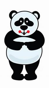 Panda Bear To Draw - ClipArt Best