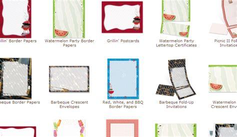 bbq flyer templates af templates