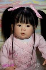 Baby doll and asian or chinese
