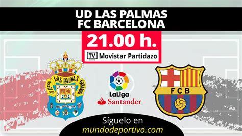 Las Palmas vs Barcelona