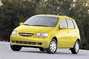 2004 Chevrolet Aveo Reviews  Specs And Prices