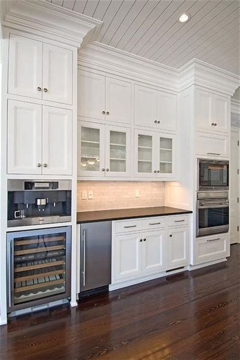 kitchen cabinets to ceiling height kitchen beadboard ceiling transitional kitchen 8152