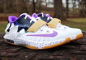 "Is the Nike KD 7 ""PBJ"" A Kids Exclusive? - SneakerNews.com"