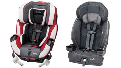 evenflo convertible high chair recall 2013 evenflo recalling child car and booster seats abc7ny