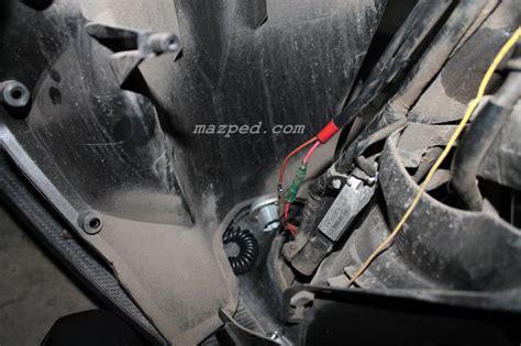 pasang pengaman rahasia di motor mazpedia