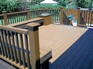 2017 trex decking prices average trex deck cost per square foot materials