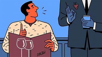 Restaurant Wine Ristorante Order Ordering Cameriere Ordinare