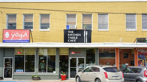 Kitchen Table Cafe Is Making A Name For Itself In Arabi