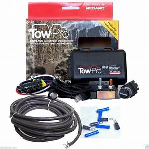 Redarc Towpro Electric Remote Ebrh