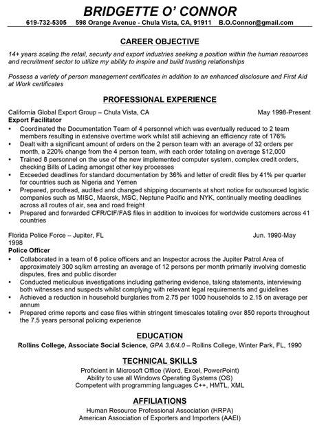 Resume For Career Change  Resume Badak