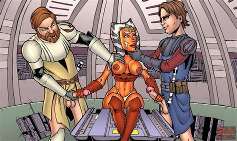 Star Wars Xxx Goodcomix