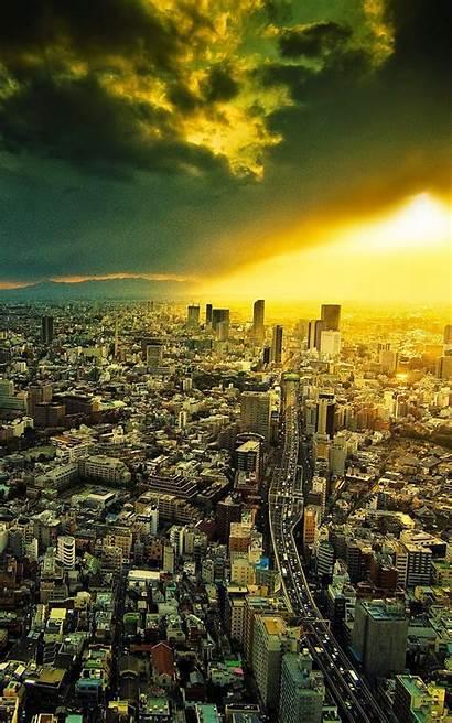 Keren Gambar Android Untuk Pemandangan Kota Hp