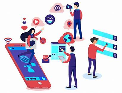 Social Advertising Community Marketing Ads App Services