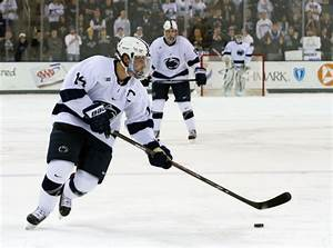 Penn State men's hockey slides into first place in the Big ...