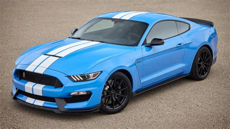 2016 Mustang Gt Top Speed by 2016 2017 Ford Shelby Gt350 Mustang Top Speed